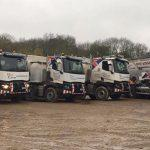 Manor Mix Concrete fleet